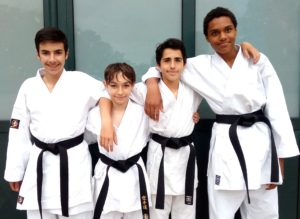 AS karate do Vincennes cours de karaté gallerie