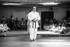 AS karate do Vincennes cours de karaté gallerie Sébastien Arlot